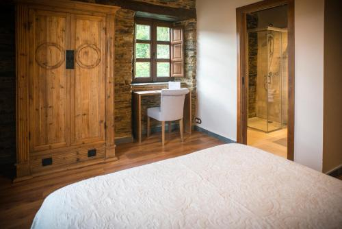 Doppelzimmer Complejo Rural Casona de Labrada 5