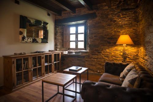 Double Room Complejo Rural Casona de Labrada 10