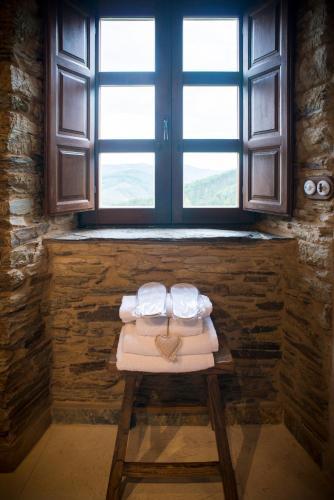 Double Room Complejo Rural Casona de Labrada 3