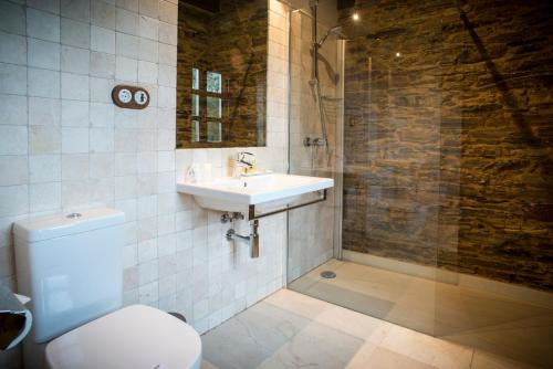 Double Room Complejo Rural Casona de Labrada 5