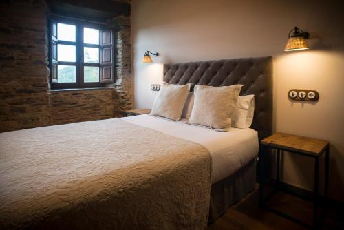 Double Room Complejo Rural Casona de Labrada 2