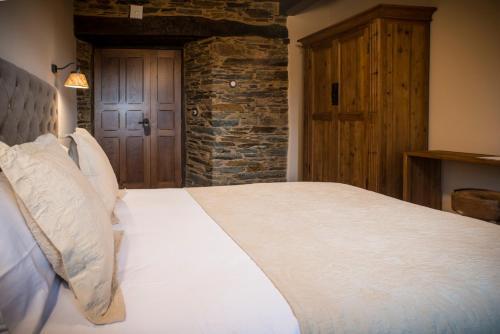 Double Room Complejo Rural Casona de Labrada 7