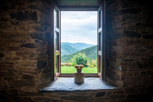 Double Room Complejo Rural Casona de Labrada 15