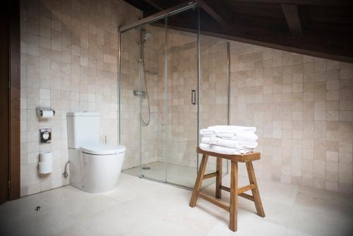 Deluxe Doppelzimmer (2 Erwachsene & 1 Kind) Complejo Rural Casona de Labrada 6