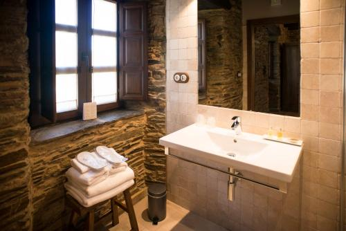 Double Room Complejo Rural Casona de Labrada 6