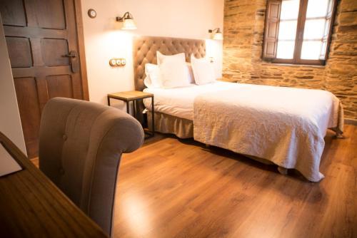 Double Room Complejo Rural Casona de Labrada 1