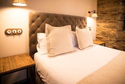 Double Room Complejo Rural Casona de Labrada 4