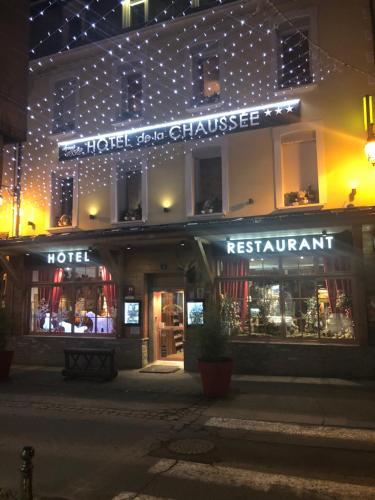 Hôtel Restaurant de la Chaussée - Hotel - Briançon