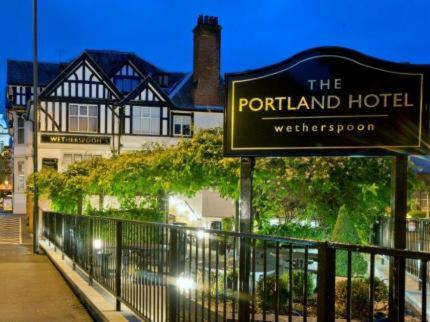 . The Portland Hotel Wetherspoon