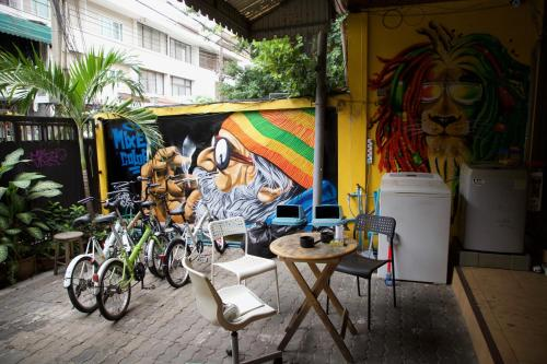 IDeer Hostel Bangkok