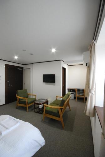 Pension Lavender - Accommodation - Furano
