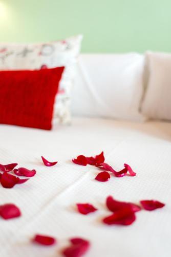 Habitación Doble Deluxe con bañera Hotel La Freixera 10