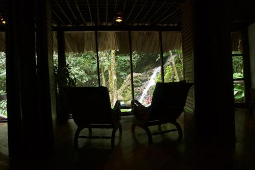 Las Cascadas Lodge 部屋の写真