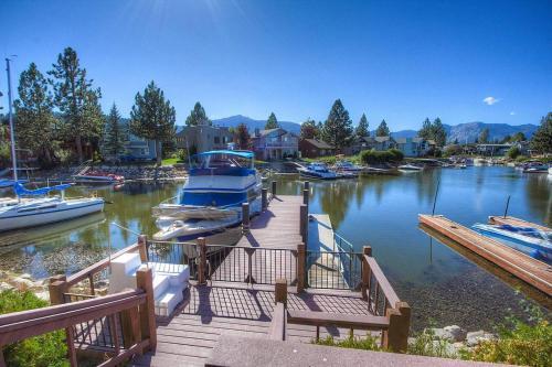 Tahoe Keys Waterfront Home