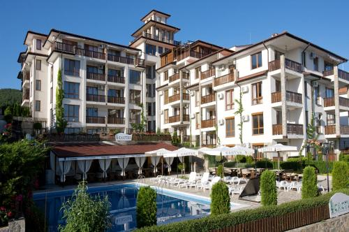 . Mars Apartments in Tryavna Beach Complex
