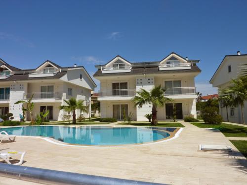 Kemer Atalos residence flat with 3 bedroom rezervasyon