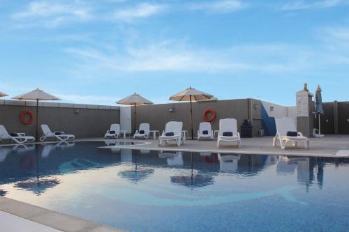 Al Diar Sawa Hotel Apartments photo 27