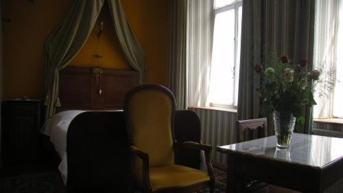 Double Room Chateau D'Alteville