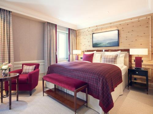 Superior Double or Twin Room Village Side - North