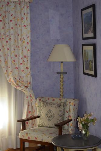 Hospederia La Cañada 房间的照片