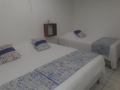 Hotel Mayaya Трехместный номер с собственной ванной комнатой