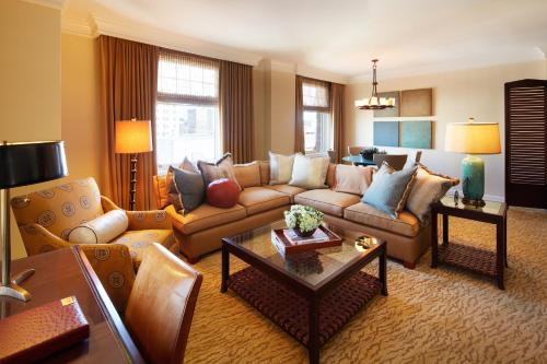 Huntington Hotel - San Francisco, CA 94108