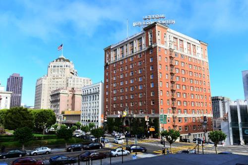 Huntington Hotel - San Francisco, CA 94108