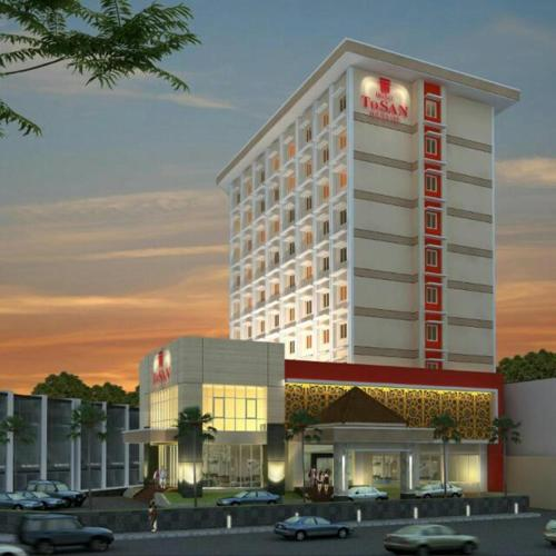 . Hotel Tosan Solo Baru