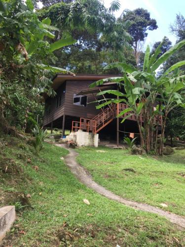 Home Cabin Stay, Barat Daya
