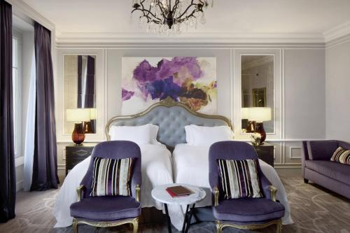 Maria Cristina, a Luxury Collection Hotel, San Sebastian rom bilder
