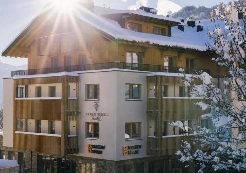 Hotel Garni Alpenjuwel Residenz Serfaus