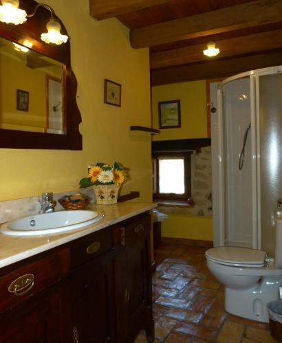 Habitación Doble - 2 camas Posada El Prado Mayor 4