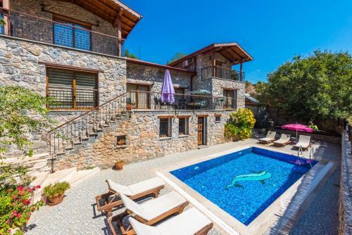 Fethiye Villa Seabird yol tarifi