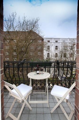 Hotel Fresena im Dammtorpalais photo 19