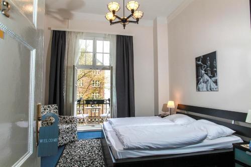 Hotel Fresena im Dammtorpalais photo 55