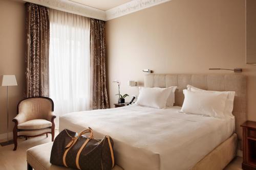 Habitación Doble Superior - 1 o 2 camas Hotel Rector 13