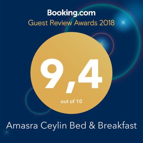 Amasra Amasra Ceylin Bed & Breakfast telefon