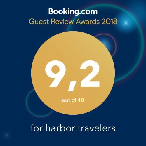 For Harbor Travelers in Piräus
