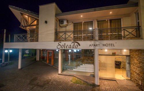 Фото отеля Soleado Apart