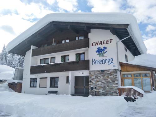 Chalet Rosenegg Fieberbrunn