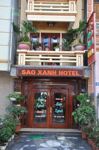 Hotel Sao Xanh
