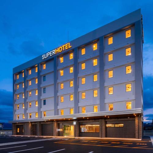 Super Hotel Nagano Iida Inter Super Hotel Nagano Iida Inter