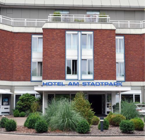 . Hotel am Stadtpark