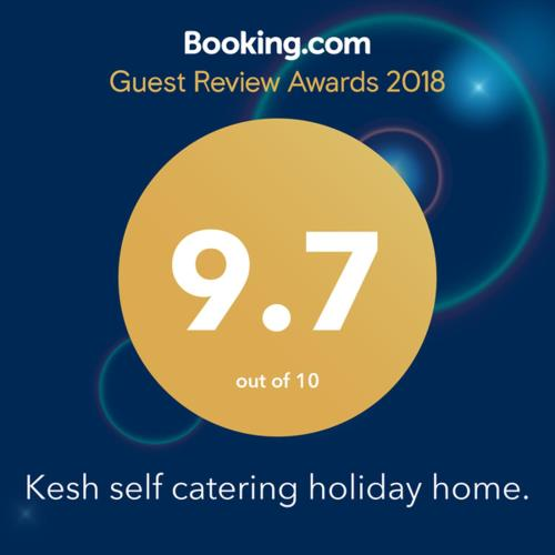 Kesh Self Catering Holiday Home.