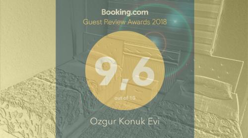 Sapanca Ozgur Konuk Evi yol tarifi