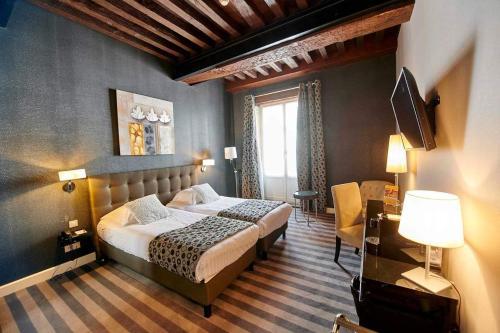 Maison Philippe Le Bon, Les Collectionneurs - Hôtel - Dijon