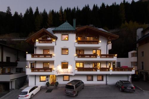 Hotel Garni Försterheim Ischgl