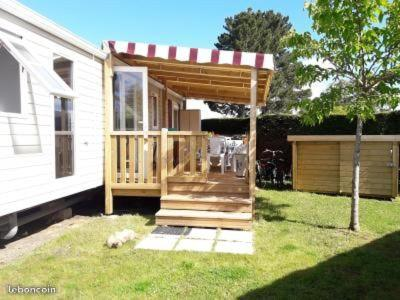 Mobile Home Amira 6-8 Personnes