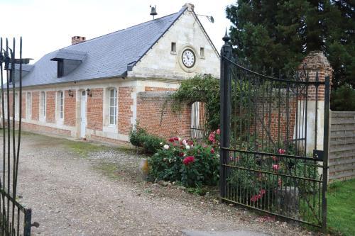 Maison de l'horloge - Location saisonnière - Courcelles-sous-Moyencourt