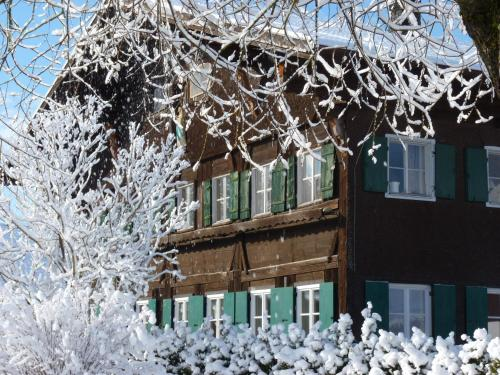 Rosenhof - Apartment - Görisried